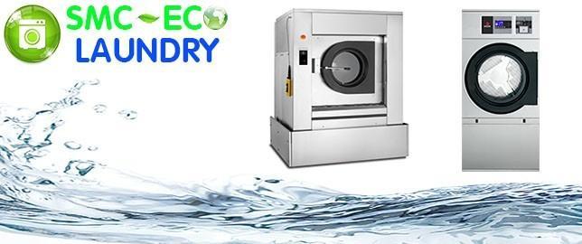 Máy giặt công nghiệp đem đến những lợi ích gì