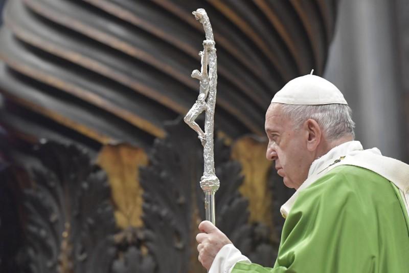 Bài giảng của Đức Thánh Cha Phanxico Ngày Quốc tế Người Nghèo