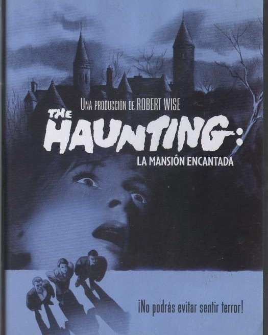 The Haunting: la mansión encantada (1963, Robert Wise)