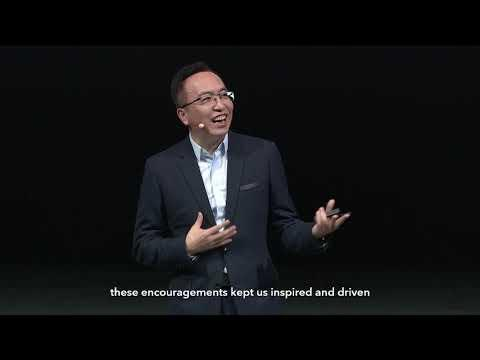 Globální launch série HONOR 50: George Zhao, prezident HONOR