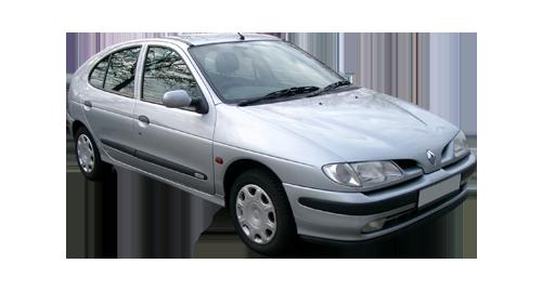 Clé Renault Mégane I
