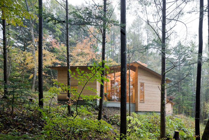 InBetween House by Koji Tsutsui Architect & Associates | source: kt-aa.com