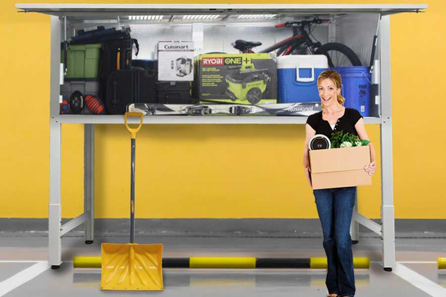 How Over Car Storage Can Add Value and Security to Apartments
