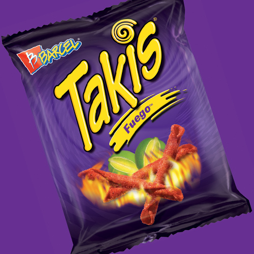 chemicals takis fuego