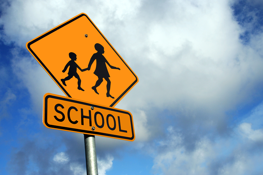 Improve School Safety by good signage