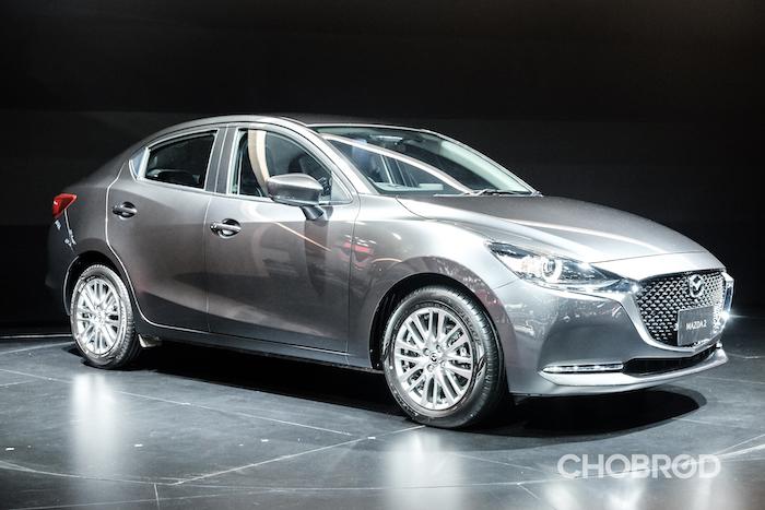 Mazda 2 2020 แบบ Sedan