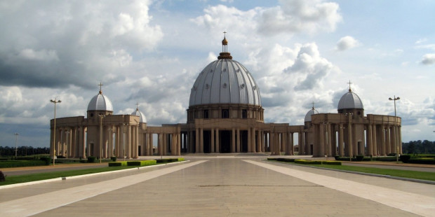 OUR LADY OF PEACE IVORY COAST