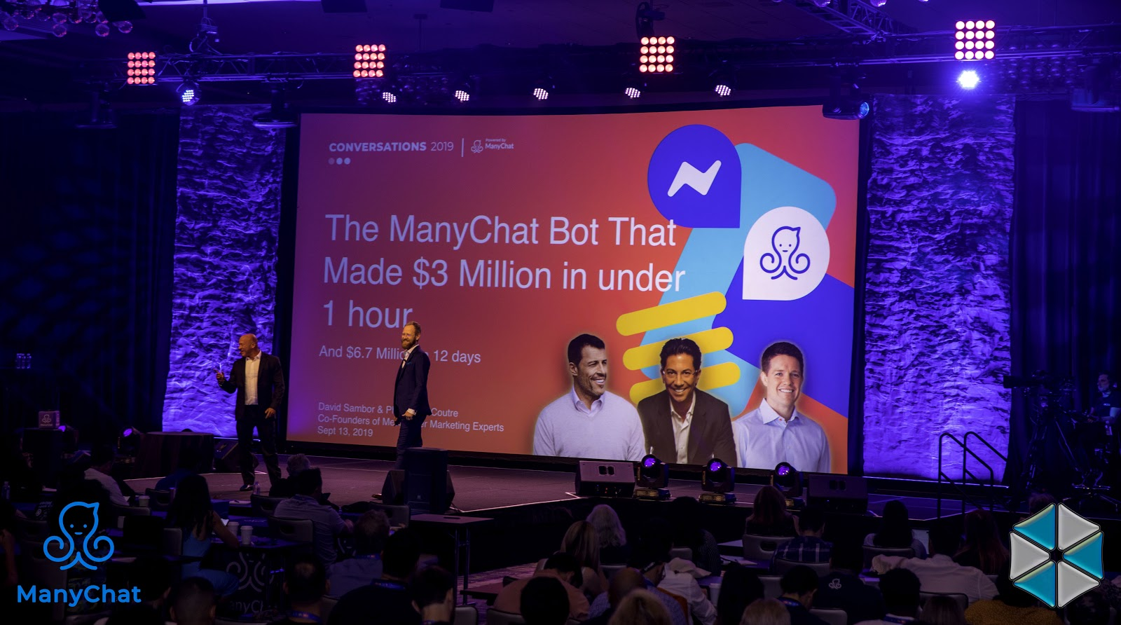 Tony Robbins Chatbot | Conversations 2019: Everything You Need To Know About Agency Day