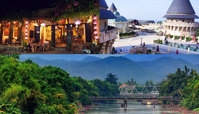 Các địa điểm du lịch bạn nên ghé thăm khi đến Đà Nẵng