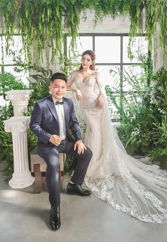 Bảo Thy lần đầu chia sẻ chuyện kết hôn - Ngôi sao