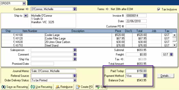 Make Invoice Online Excel Xero Out Of Balance Imported From Myob  Myob Reckon Sage  Receipt Forms Word with Invoice Holder  Invoice An Order Is Just A Flat Document And Does Not Comply With  Accounting Rules Deposits Paid On Orders In Myob At Time Of Conversion  Will Result  Microsoft Invoicing Software Pdf