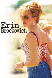 Erin Brockovich is ranked one of the top 10 lawyer movies