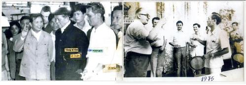 Khóa Việt - Tiệp tiền thân là Xí nghiệp khóa Hà Nội.