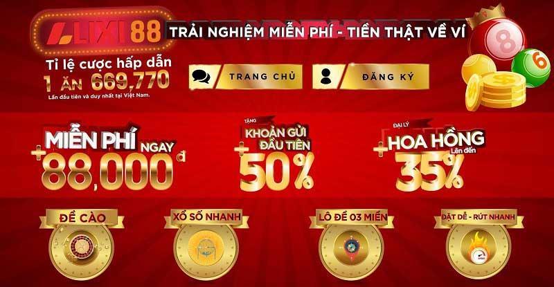Nhà cái Rikvip - Xổ số, cá độ thể thao, cá cược casino đứng đầu Việt Nam