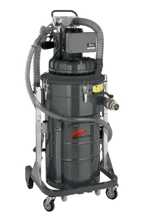 Máy hút dầu công nghiệp Delfin Technoil 100IFM
