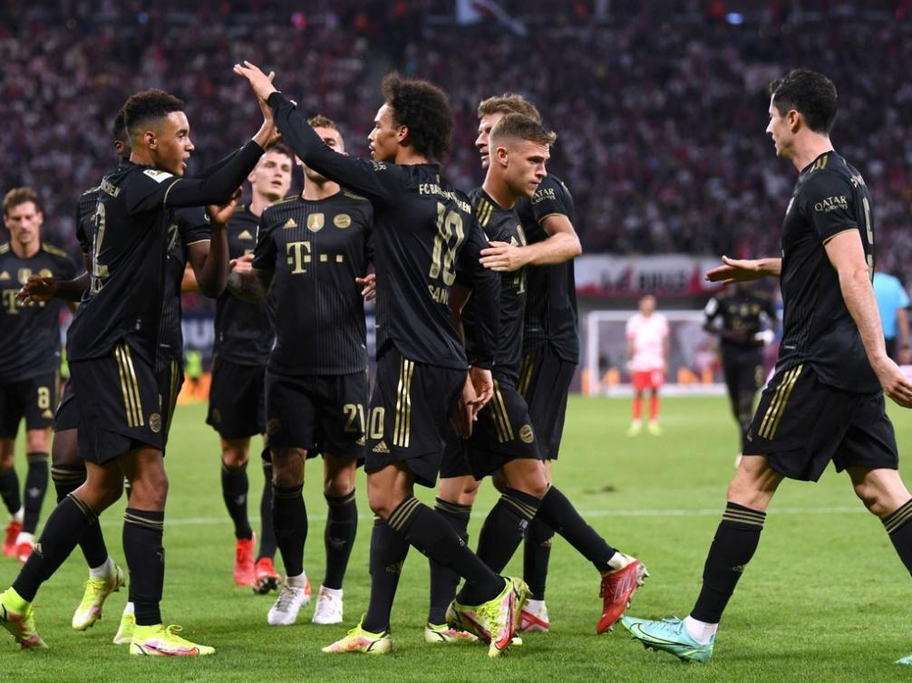 Những cầu thủ Bayern Munich đã bắt đầu vào phom