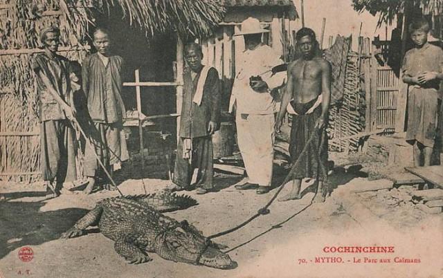 19 bức ảnh về cuộc sống Việt Nam cách đây 100 năm - ảnh 7