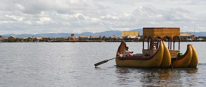 Uno de los hermosos paisajes que verás en Puno.