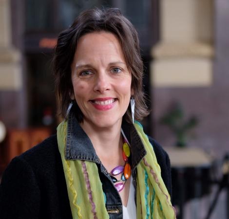 Professional organizer, Maija Diethelm