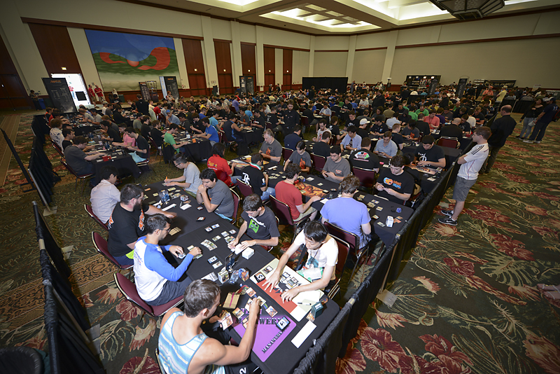 A Magic: the Gathering Pro Tour