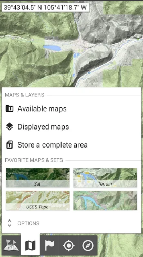 All-In-One Offline Map Best off road GPS apps for android and ios iPhone