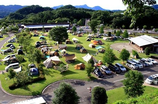 関東のおすすめ高規格キャンプ場9選