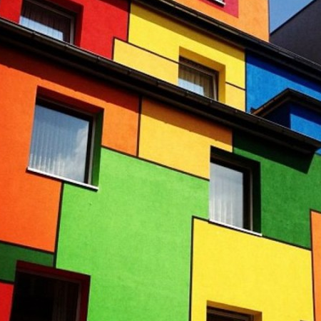 Краска для фасадов в Color Club