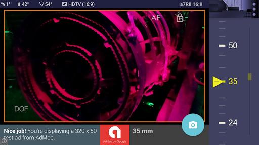 Magic Sony ViewFinder Free- screenshot thumbnail