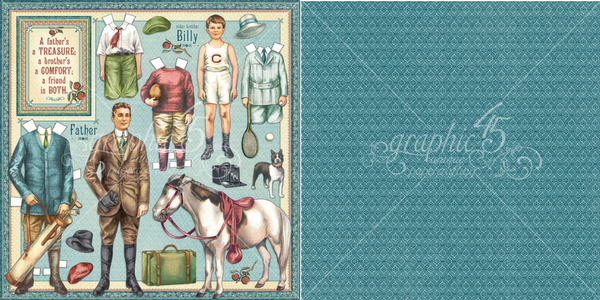 Fathers and Sons, Penny's Paper Doll Family, Graphic 45.png