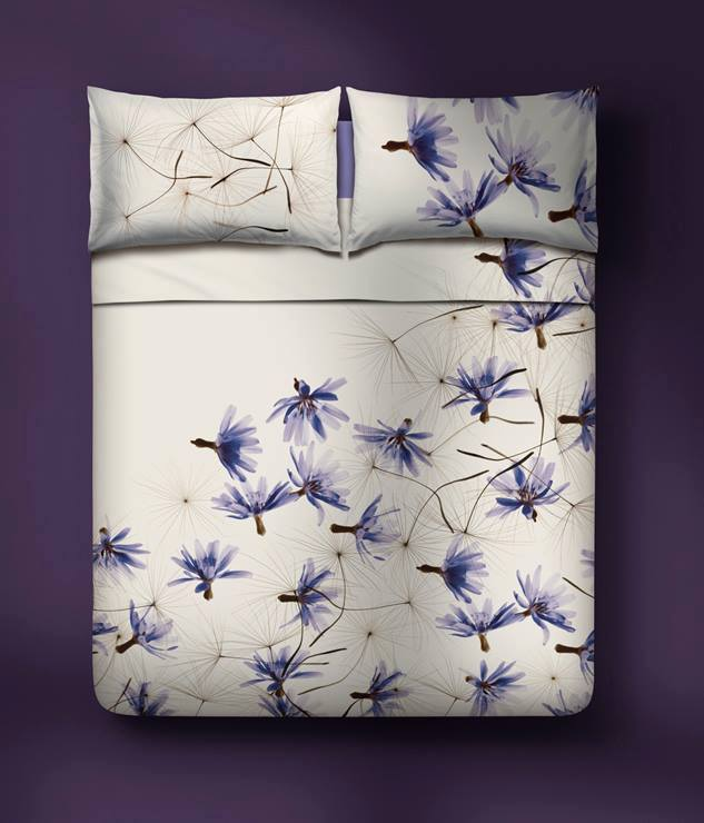 Nuovo look alla camera da letto con la biancheria per la - Biancheria per il letto on line ...