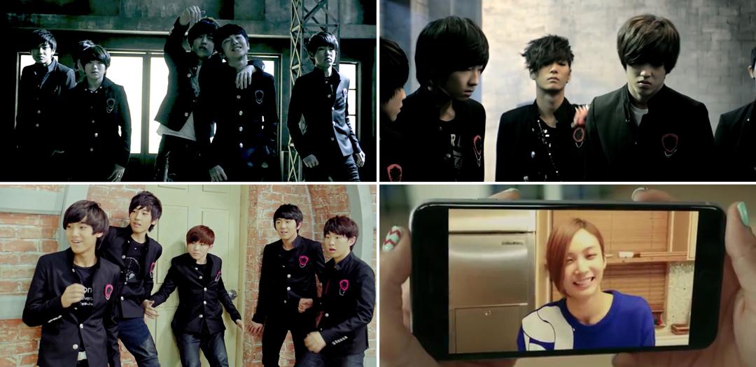 Mingyu, Woozi, S. Coups, Hoshi e Wonwoo - MV de Face e de Venus. Jeonghan - Kiggen.