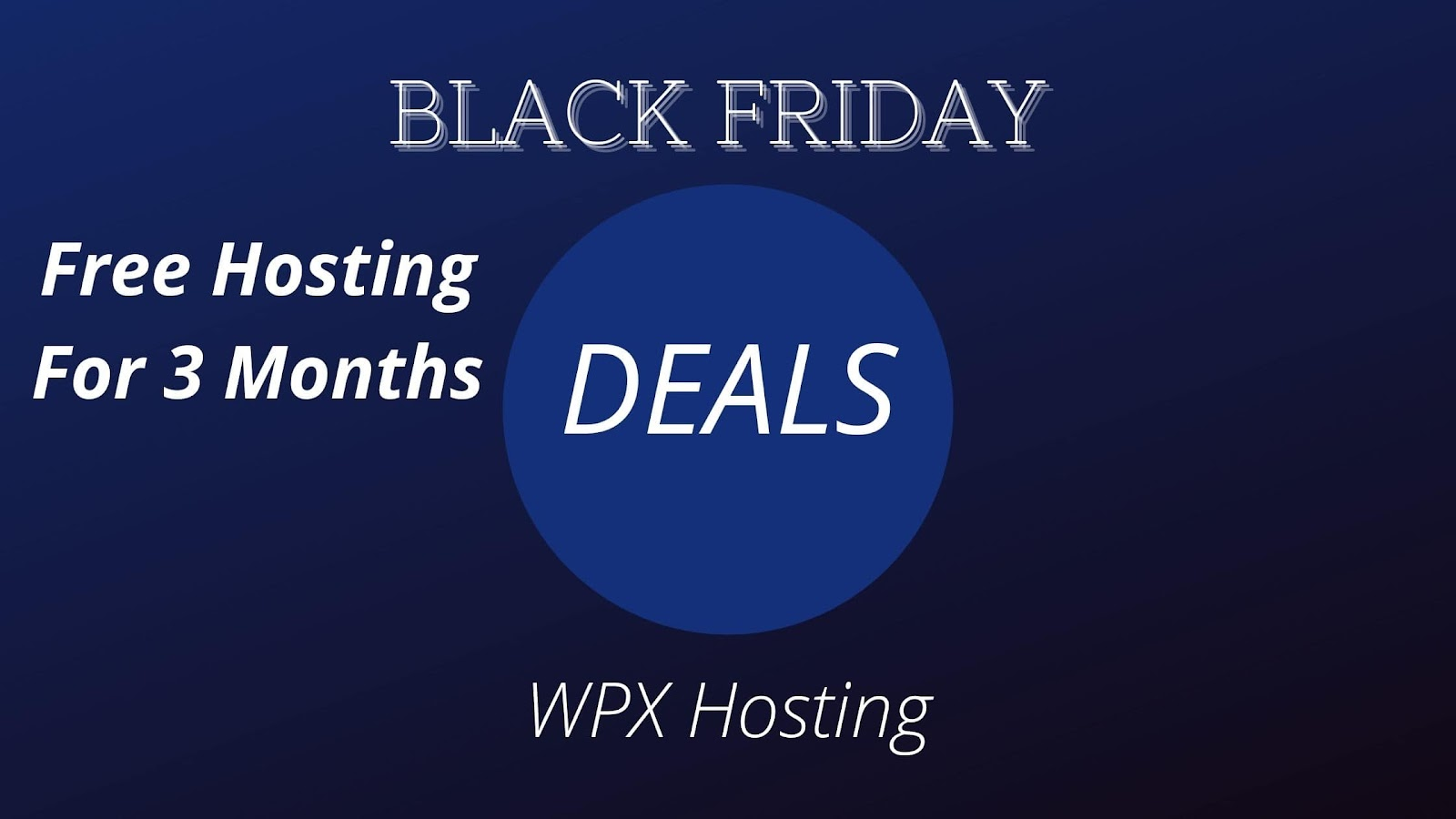 WPX- Free Hosting For 3 Months