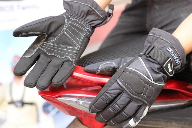 BigBike cam kết bán găng tay phượt chính hãng và chế độ bảo hành tốt