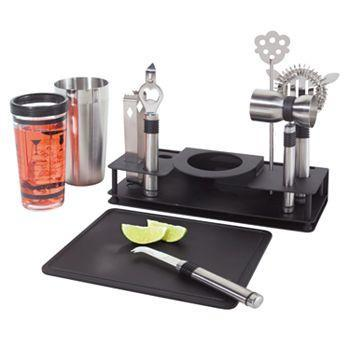 Home Bar Sets and Accessories with Kohls Discount Codes 2014