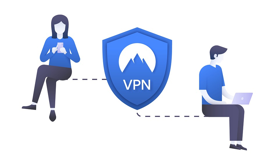 Use VPN while connected to public wireless network