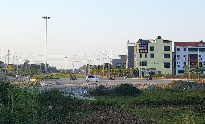 Hà Nam đổi 45ha đất lấy 1,86km đường - Ảnh 1.