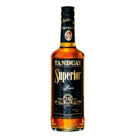 Tanduay Superior 12 Years Old | Manila Philippines Rum