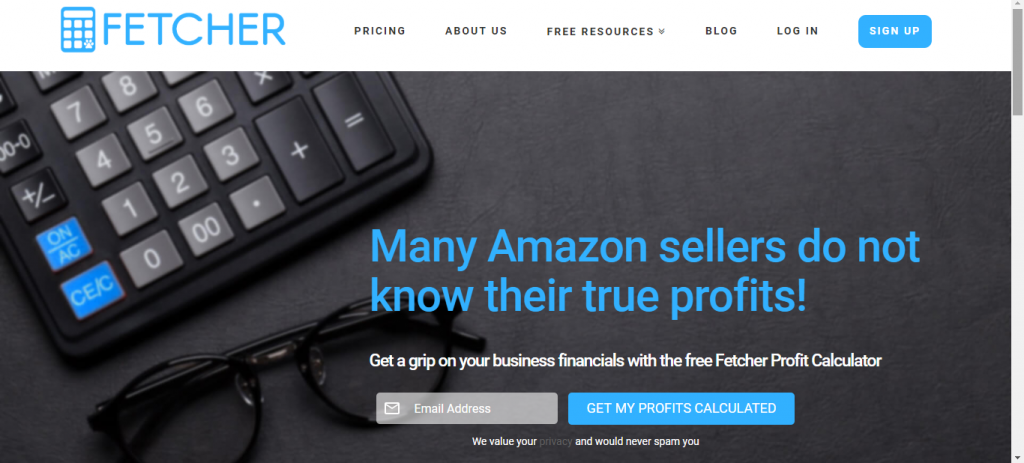 Fetcher Profit Calculator