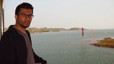 Manas @ Bargi Reservoir