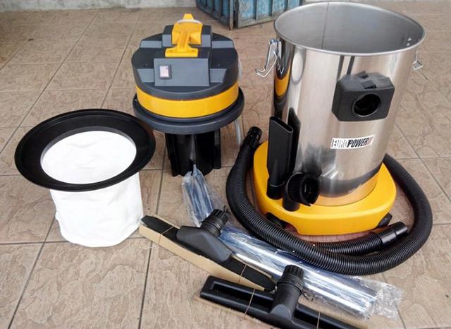 Tháo rời từng bộ phận để quá trình vệ sinh được thực hiện hiệu quả hơn