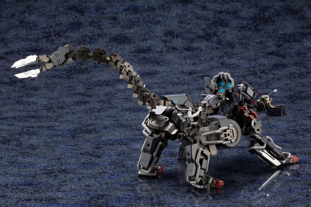 [特典版] Kotobukiya / 1/24 / Hexa Gear 六角機牙 / 帝王脈衝 組裝模型