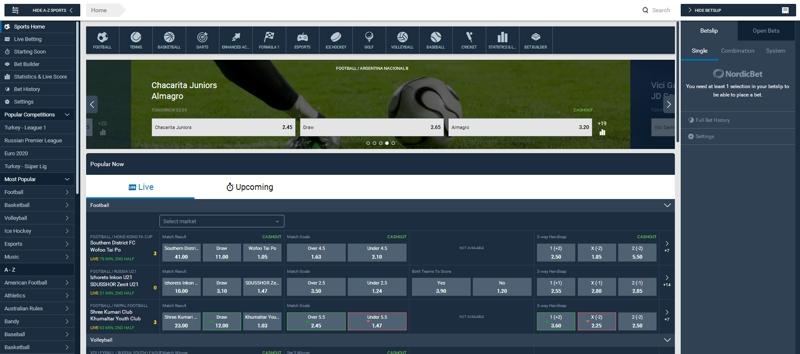 БК Nordicbet: реальные отзывы и детальный обзор