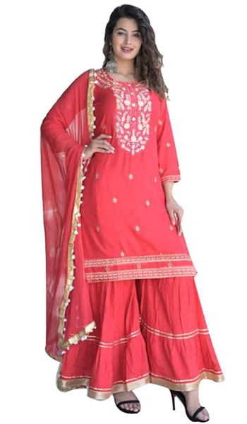 Bollywood Inspired Navratri Outfits