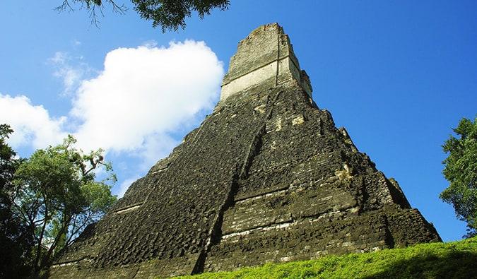 Tikal, Guatemala, Mayan world, jungle trek, temples