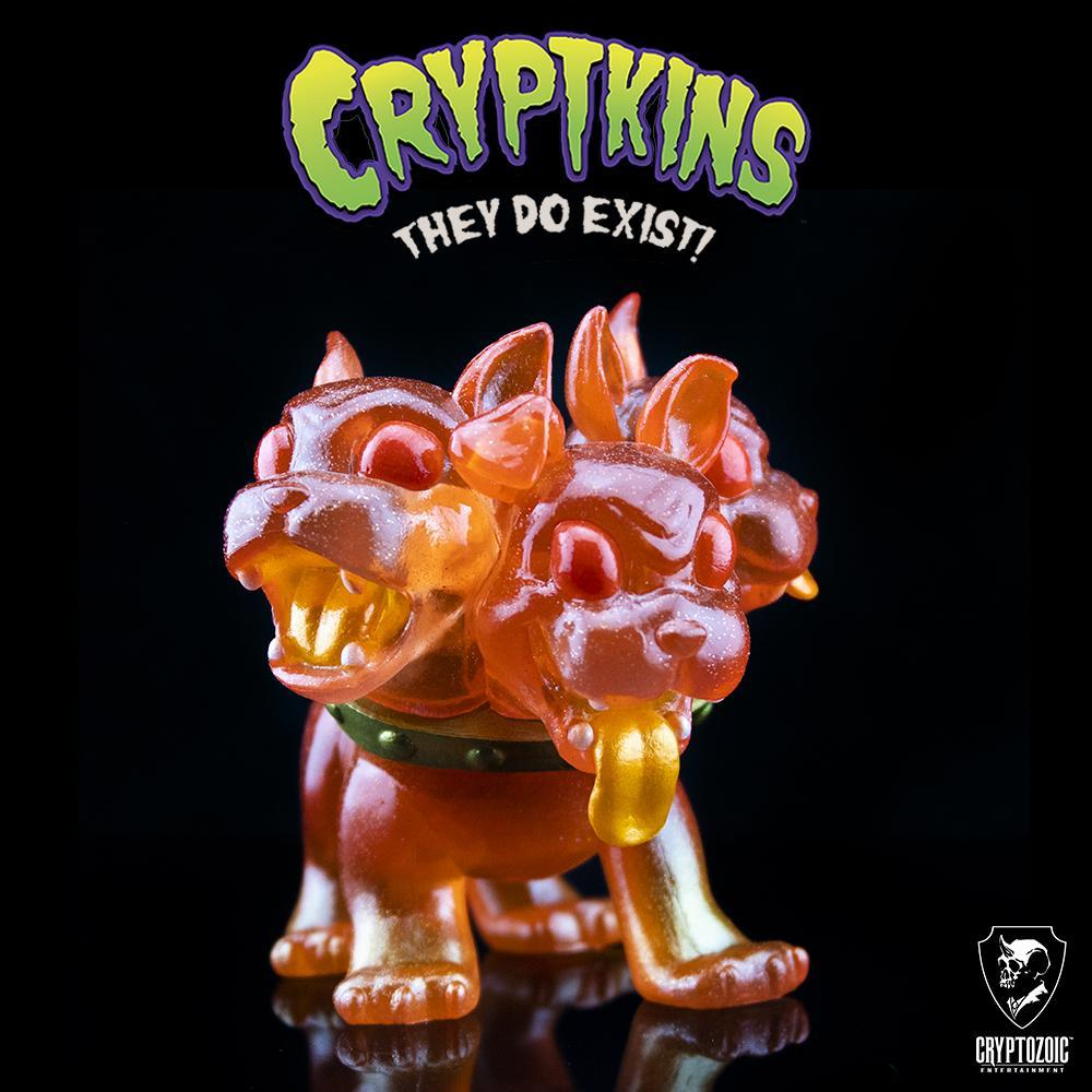Cosmic Cerberus Cryptkins Vinyl Figure