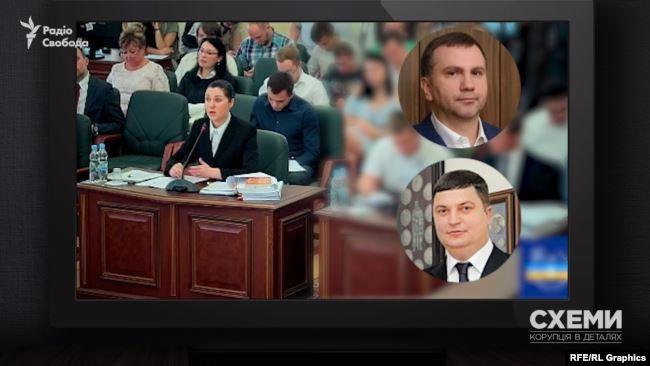 Влітку 2019-го прокурорка просила на засіданні ВРП тимчасово відсторонити суддів Павла Вовка й Ігоря Погрібніченка