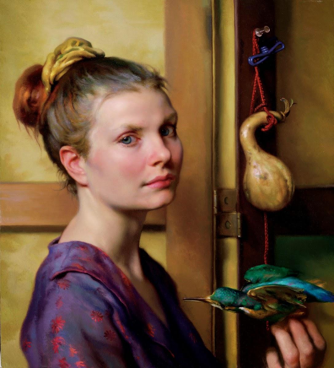 Por Amor al Arte: Nelson Shanks, pintor de renombre