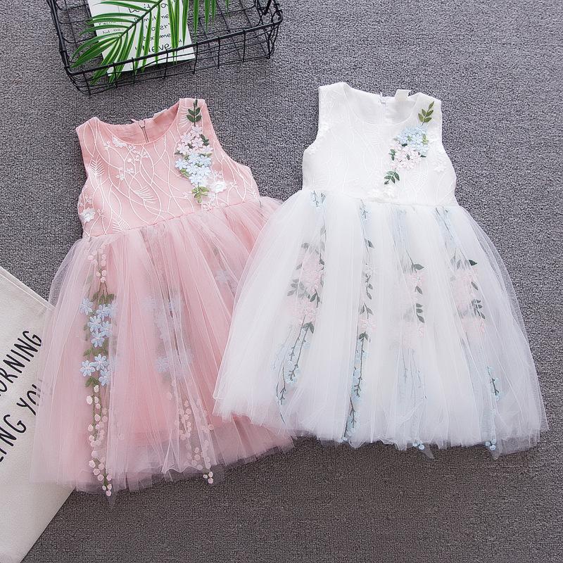 Sukienka dla dziewczynki na ślub
