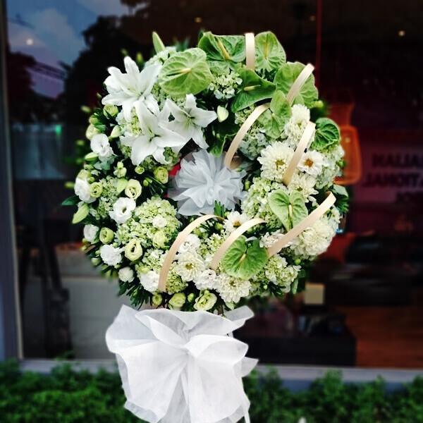 Kết quả hình ảnh cho hoa tang lễ