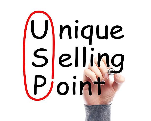 USP, Unique Selling Point